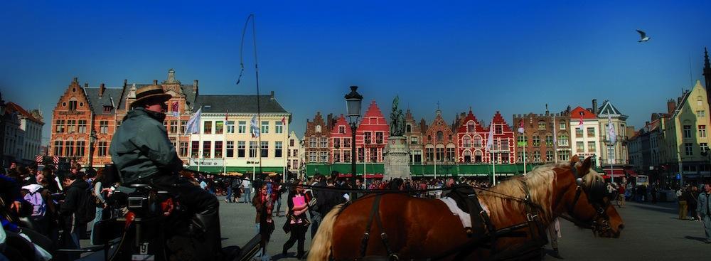 Foto Een heerlijk weekend in Brugge